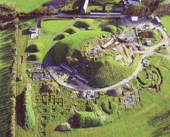 Knowth, Great Mound, Irsko, megality